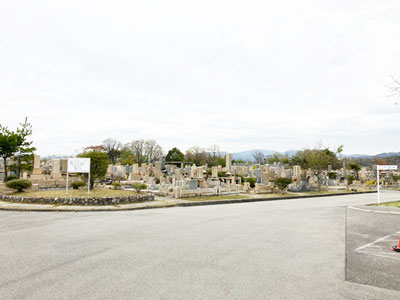 鵯越墓園のひいらぎ地区へのアクセス