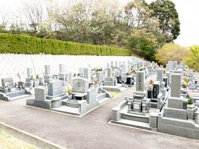 鵯越墓園のきょうとくとう地区へのアクセス