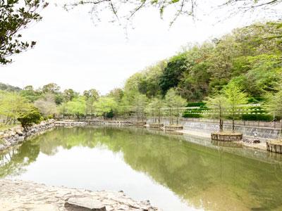 鵯越墓園(神戸市立霊園)水無池墓域への行き方