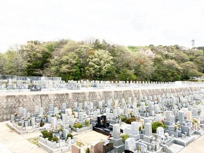鵯越墓園ねむのき地区へのアクセス