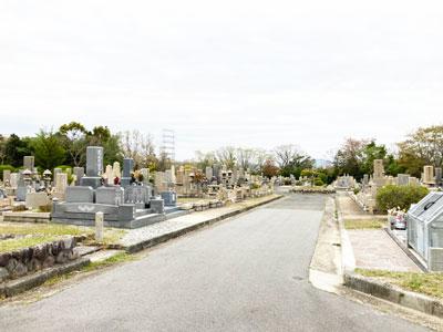 鵯越墓園のしゃくなげ地区へのアクセス