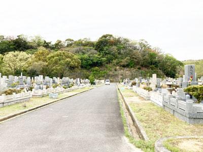 鵯越墓園のたちばな地区へのアクセス