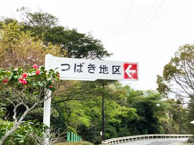 鵯越墓園のつばき地区へのアクセス