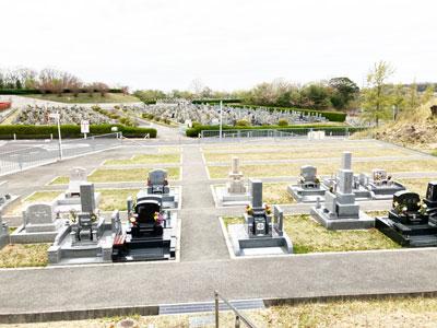 鵯越墓園のぢんちょうげ地区へのアクセス