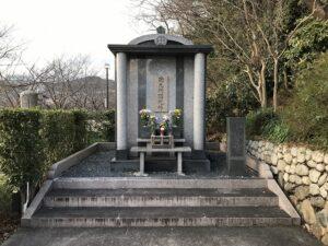 小浜共同墓地(宝塚市)の浄華堂