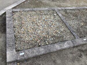 丸橋墓地(宝塚市)の空き区画