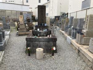 恩貴島島屋共同墓地(大阪市此花区)のお墓