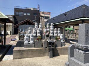 矢田富田町墓地 (大阪市東住吉区)のお墓