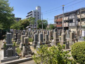 今川霊園(東住吉区)のお墓