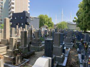 東長居霊園(大阪市東住吉区)のお墓