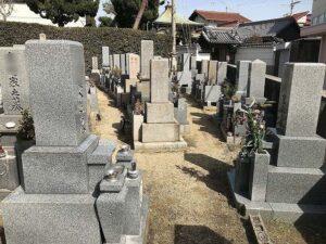 原薬師墓地(明石市)