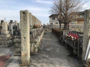 浄教寺上西二見墓地(明石市)