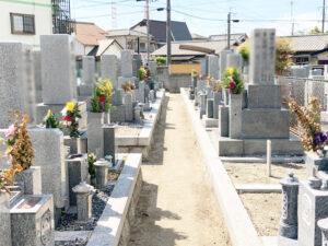 鳥飼下共同墓地(摂津市)