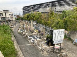 一津屋西共同墓地(摂津市)