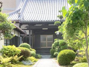 専稱寺墓地(摂津市)