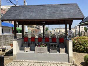 矢田富田町墓地(大阪市東住吉区)のお墓