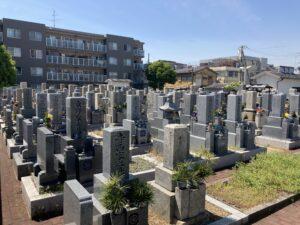 矢田部霊園(大阪市東住吉区)のお墓