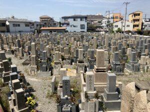 市設松原霊園 (大阪市東住吉区)のお墓