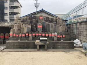 北島霊園(大阪市住之江区)のお墓