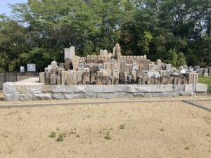 龍間霊園(大東市)のお墓