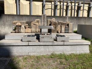 市設杭全霊園(大阪市東住吉区)のお墓