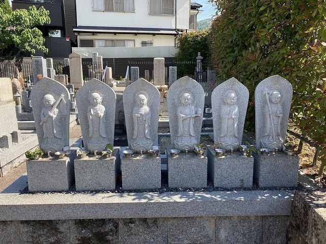 郡家東墓地(神戸市東灘区)