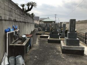 東島墓地(明石市)