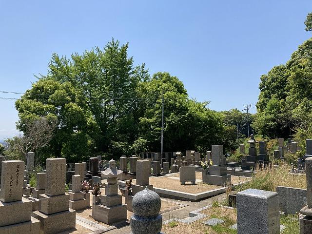 石井共同墓地(神戸市兵庫区)のお墓