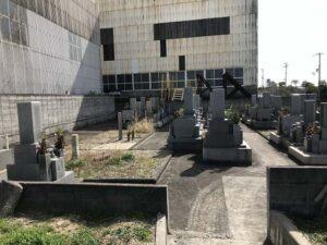 威徳院西墓地(明石市)