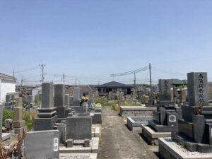 常徳寺墓地(明石市)のお墓