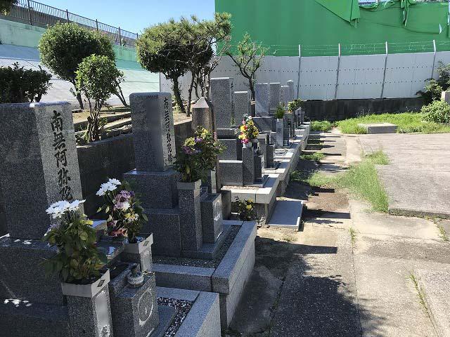 梶ヶ島墓園(尼崎市)