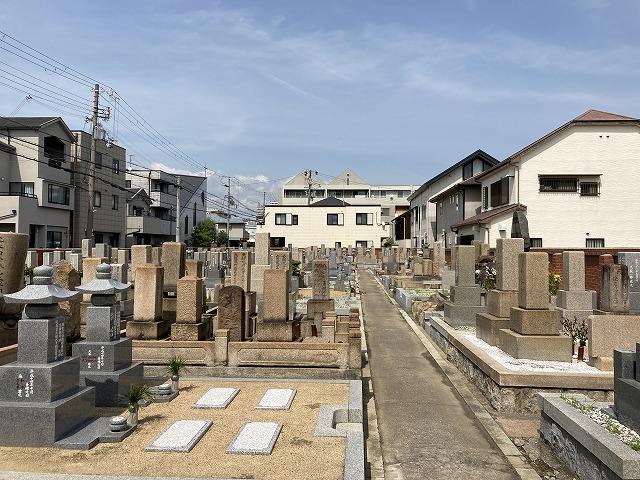 満福寺墓地(神戸市長田区)