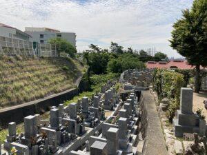 森共同墓地(神戸市東灘区)