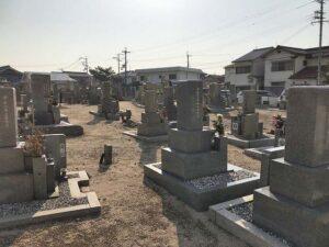 西島墓地(明石市)