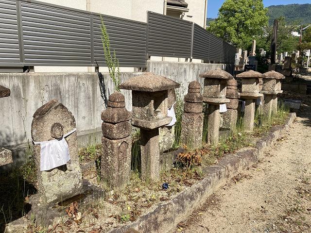 神戸市立 小林墓地(神戸市東灘区)