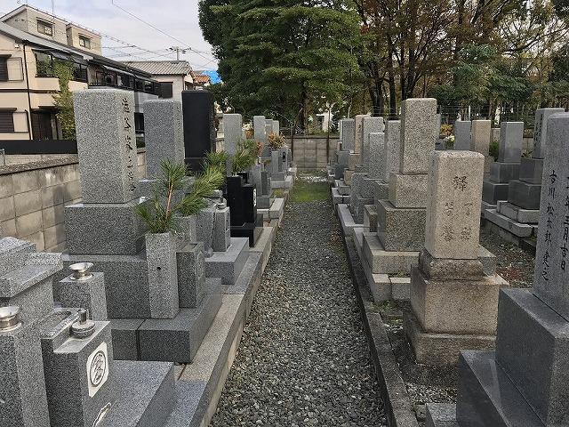 下坂部霊園(尼崎市)