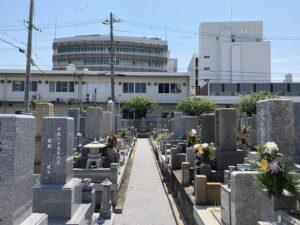 鷹取墓地(神戸市須磨区)
