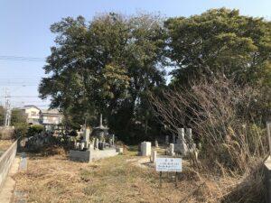 谷八木墓地(明石市)