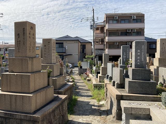 都賀墓地(神戸市灘区)