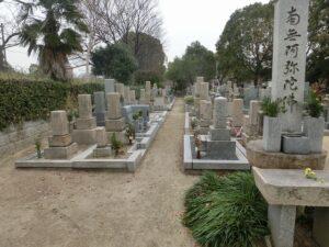 蓬川公園墓地(尼崎市)
