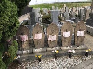 額田墓地(尼崎市)のお墓