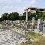 光明町墓地(吹田市)のお墓