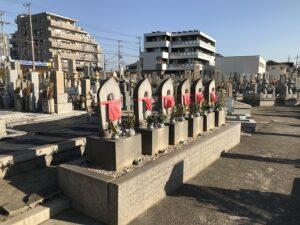 安養寺墓苑(明石市)のお墓