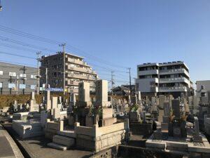 安養寺墓地(明石市)のお墓
