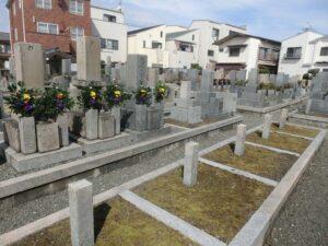 吹上霊園(尼崎市)のお墓