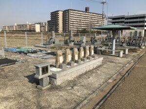 福田墓地(明石市)のお墓
