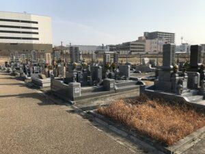 福田共同墓地(明石市)のお墓