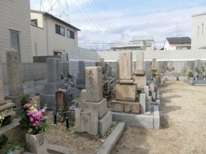 東武庫墓地(尼崎市)のお墓