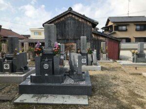講堂寺墓地(明石市)のお墓
