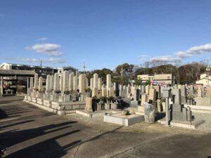 昆陽霊園(伊丹市)のお墓
